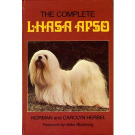 Howell Book House Thw Complete Lhasa Apso, by Carolyn Herbel