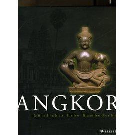 Prestel-Verlag Angkor: Göttliches Erbe Kambodschas, von Wibke Lobo