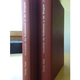Karl J. Trübner Geschichte des Buddhismus in der Mongolei, von Georg Huth