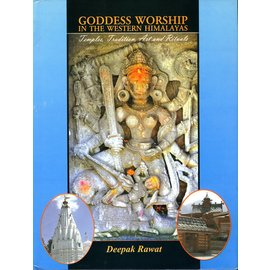 Agam Kala Prakashan Goddess Worship in the Western Himalayas, by Deepak Rawat