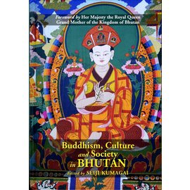 Vajra Publications Buddhism, Culture and Society in Bhutan, by Seiji Kumagai