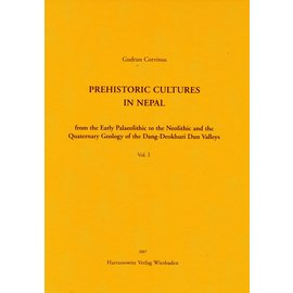 Harrassowitz Prehistoric Cultures in Nepal,  by Gudrun Corvinus