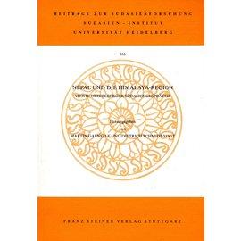 Franz Steiner Verlag Nepal und die Himalaya Region, von Martin Gaenszle und Dietrich Schmidt-Vogt