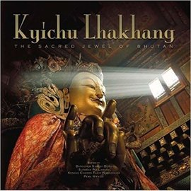 Gatshel Publishing Kyichu Lhakhang, The sacred Jewel of Bhutan, by Dungchen Sangay Dorji, Supawan Pui Lamsam, Kesang Chöden, Tashi Wangchuk, Pema Wangdi