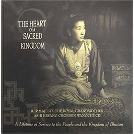 Gatshel Publishing The Heart of a Sacred Kingdom, chotiwat Punnopatham