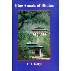 Vikas Publishing House Blue Annals of Bhutan, by C T Dorji