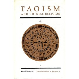 University of Massachusetts Taoism and Chinese Religion, by Henri Maspero