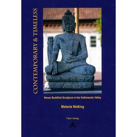 Fabri Verlag Contemporary and Timeless:Newar Buddhist Sculpture in the Kathmandu Valley, by Melanie Niessing