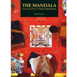 Serindia Publications The Mandala, by Martin Brauen