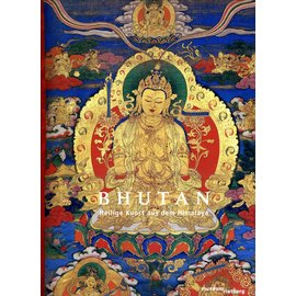 Museum Rietberg Zürich Bhutan: Heilige Kunst aus dem Himalaya, von Alexandra von  Przychowski