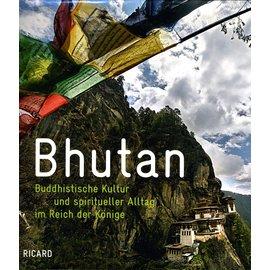 Knesebeck Bhutan: Buddhistische Kultur und spiritueller Alltag im Reich der Könige, von Matthieu Ricard