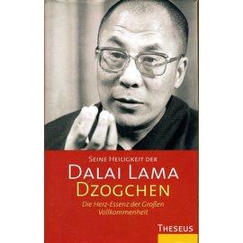 Theseus Dzogchen: Die Herz-Essenz der Grossen Vollkommenheit, von Dalai Lama 14