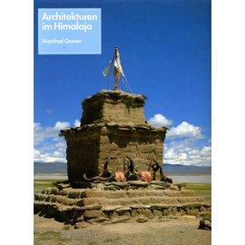 Ex Libris Architekturen im Himalaya, von Manfred Gerner