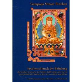 Tashi Verlag Juwelenschmuck der Befreiung, von Gampopa Sonam Rinchen