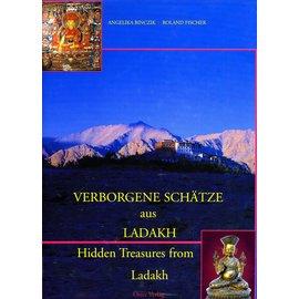 Otter Verlag Verborgene Schätze aus Ladakh / hidden Tresures from Ladakh,  by Angelika Binczik, Roland Fischer