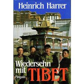Pinguin Verlag Wiedersehen mit Tibet, von Heinrich Harrer