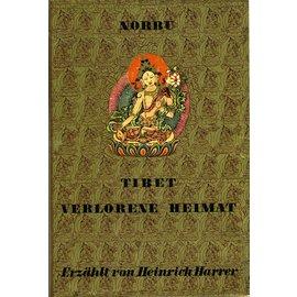 Verlag Ullstein Tibet, verlorene Heimat, von Thubten Dschigme Norbu,  erzählt von Heinrich Harrer