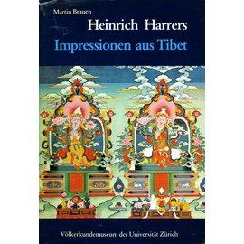 Pinguin Verlag Heinrich Harrers Impressionen aus Tibet, von Martin Brauen