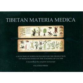 Palatino Press Tibetan Materia Medica