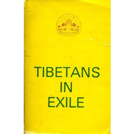Information and Publicity Office of H.H. the Dalai Lama Tibetans in Exile, by Office of HH the Dalai Lama Dharamsala