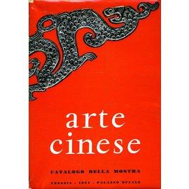 Alfieri Editore Venezia Arte Cinese: Catalogo della Mostra Venezia 1954