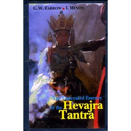 Motilal Banarsidas Publishers The Concealed Essence of the Hevajra Tantra, by G.W. Farrow and I. Menon
