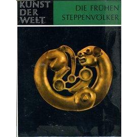 Schweizer Druck- und Verlagsanstalt Zürich Die Frühen Steppenvölker, von Karl Jettmar
