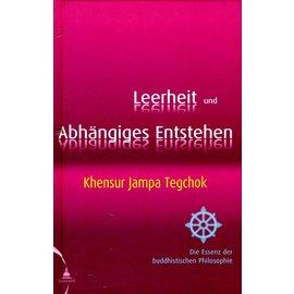 Diamant Verlag Leerheit und Abhängiges Entstehen, von Khensur Jampa Tegchok