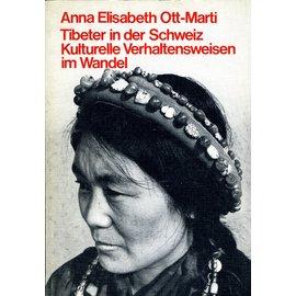 Eugen Rentsch Verlag Tibeter in der Schweiz: Kulturelle Verhaltenweisen im Wandel, von  Anna Elisabeth Ott-Marti