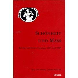 Schwabe Verlag Basel Der Buddha und die Wandlung seiner Erscheinungen, von Claudine Bautze-Picron, in: Schönheit und Mass, Beiträge der Eranos Tagungen 2005/2006