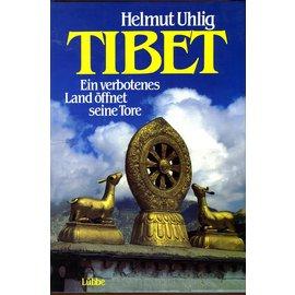 Lübbe Tibet: Ein verbotenes Land öffnet seine Tore, von Helmut Uhlig
