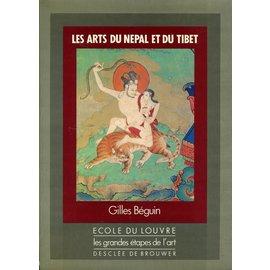 Desclée de Brouwer Les Arts du Népal et du Tibet, par Gilles Béguin