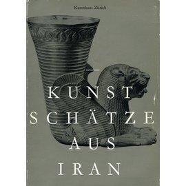 Kunsthaus Zürich Kunstschätze aus Iran, von Roman Ghirshman