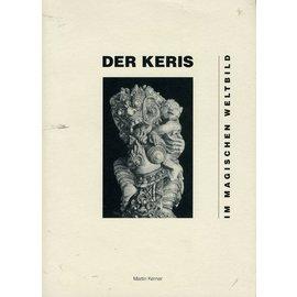 Privatdruck Der Keris Ki Sudamala im magischen Weltbild, von Martin Kerner