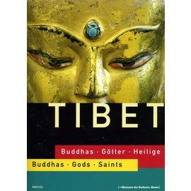 Prestel-Verlag Tibet: Buddhas - Götter - Heilige, von Clara B. Wilpert