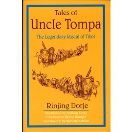 Station Hill Barrytown Tales of Uncle Tompa, the legendary Rascal of Tibet, by Rinjing Dorje