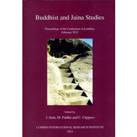 LIRI Buddhist and Jaina Studies, by J. Soni, M. Pahlke and C. Cüppers