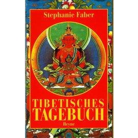 Wilhelm Heyne Verlag Tibetisches Tagebuch, von Stephanie Faber