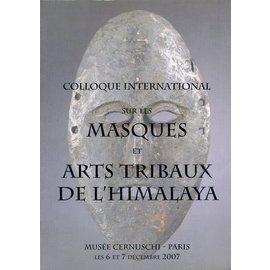 Musée Cernuschi Colloque International sur les Masques et les Arts Tribaux de l'Himalaya, Musée Cernuschi