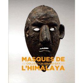 Galerie Alain Bovis Masques de l'Himalaya, Collection Bruno Gay, par Alain Bovis