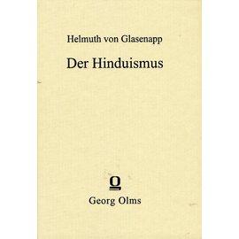 Georg Olms Der Hinduismus, von Helmuth von Glasenapp