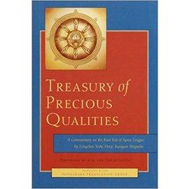 Shechen Publications Treasury of Precious Qualities, by Jigme Lingpa