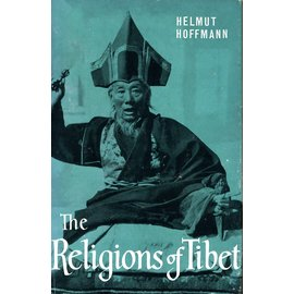 George Allen and Unwin The Religions of Tibet, by Helmut Hoffmann