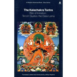 Wisdom Publications The Kalachakra Tantra: Rite of Initiation, by Tenzion Gyatso, the Dalai Lama