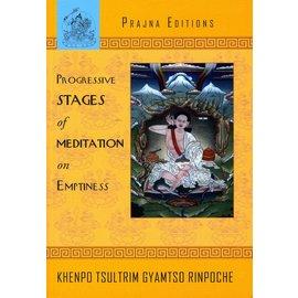 Zhyisil Chokyi Ghatsal Publications Progressive Stages of Meditation on Emptiness, by Khenpo Tsultrim Gyamtso Rinpoche