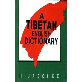 Motilal Banarsidas Publishers A Tibetan English Dictionary, by H. Jäschke