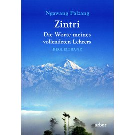 Arbor Zintri: die Worte meines vollendeten Lehrers, von Ngawang Palzang