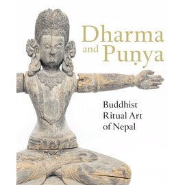 Hotei Publishing Dharma and Punya: Buddhist Ritual Art of Nepal, by Jinah Kim and Todd Lewis