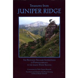 Rangjung Yeshe Publications Treasures from the Juniper Ridge, by Yeshe Tsogyal