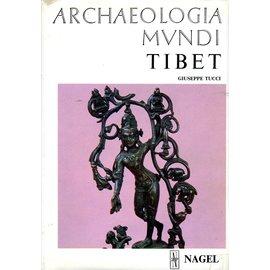 Nagel  Verlag München Archaeologia Mundi: Tibet, von Giuseppe Tucci